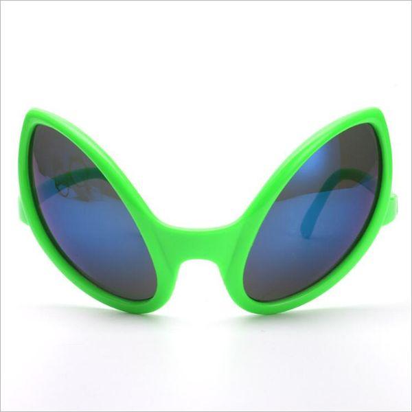 Kaleidoscope Glasses Funny Alien Eyes Sunglasses Men Costume Mask Novelty Glasses Women Party Supplies Gift Photobooth Props