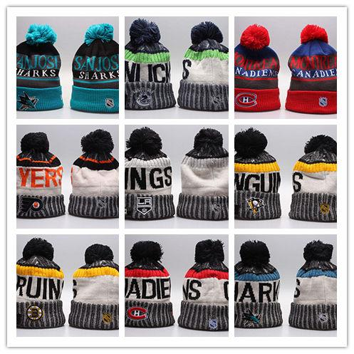 25a851b4166 New Hot NHL CHICAGO BLACKHAWKS Beanie Hat Cap Baseball Team Winter Beanies  Embroidered Casual Beanies Trucker Hats Winter Hats From Hotcap10