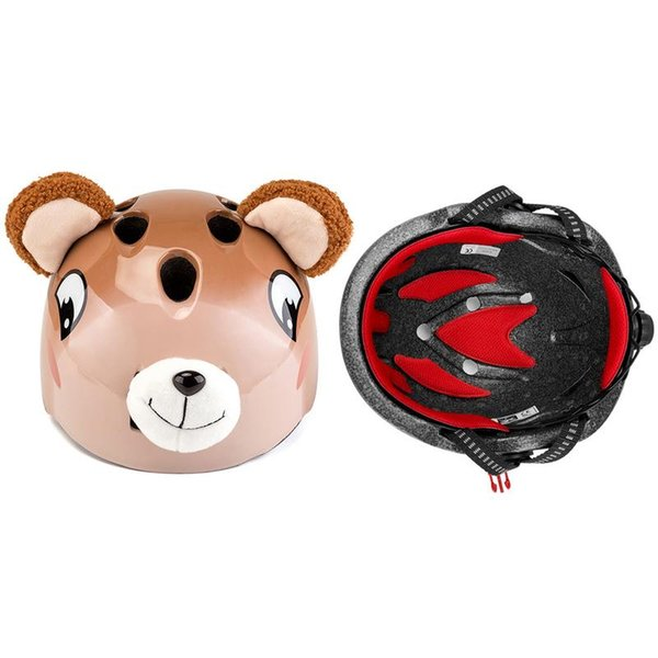 Children's Helmet Bicycle Cartoon Roller Skating Protection Anti-Fall Safety Riding Helmet Sports Equipment Bike For Kids