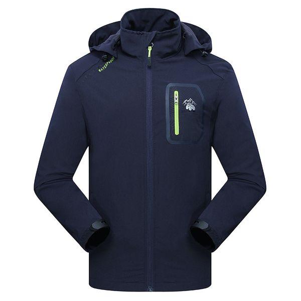 New Outdoor Mountain Ski Top da uomo antivento impermeabile termico snowboard maschile giacca da sci vestiti pattinaggio addensare con Velve