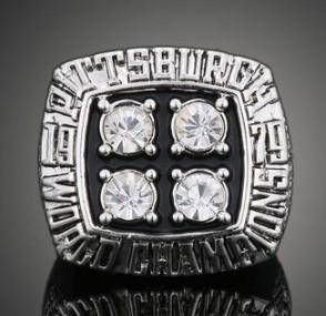 New arrival jewelry 1979 Steel ers championship ring for boy father husband gift fans souvenir