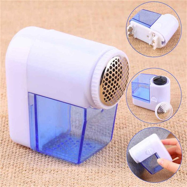 Mini Lint Remover Household Electric Lint Fabric Remover Fuzz Pills Shaver for Sweaters Curtains Carpets Socks c415