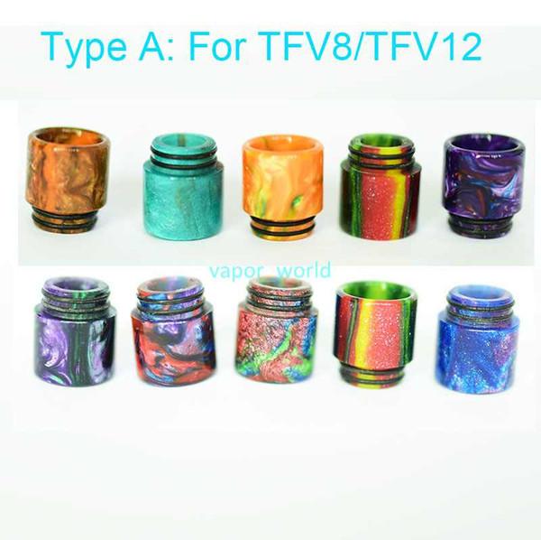 Type A pour TFV8 / TFV12 / TFV8 Big Baby