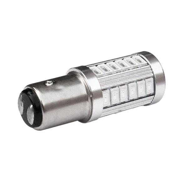 2PCS 1157 BAY15D P21/5W 33 SMD 5630 Led Car Turn Signal Brake Light 33SMD 5730 LED Auto Back Fog Lamp Rear Tail