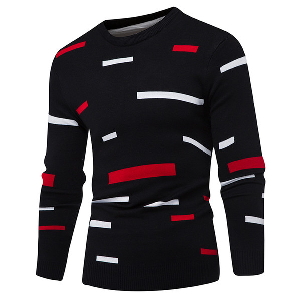 best selling Sweater Pullover Men 2017 Male Brand Casual Mulit-Color Fashion Simple Sweaters Men Comfortable Hedging O-Neck Men'S Sweater