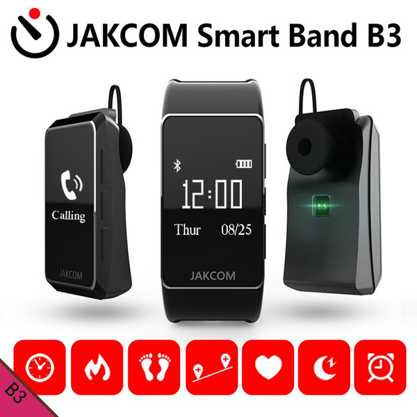 JAKCOM B3 Smart Watch Hot Sale in Smart Wristbands like smart sunglasses chung ho xyloband