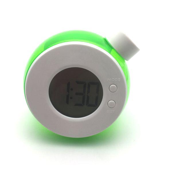 Environmental Water Energy Mute Water Power Creative Toy Element Clock Water Energy Clock