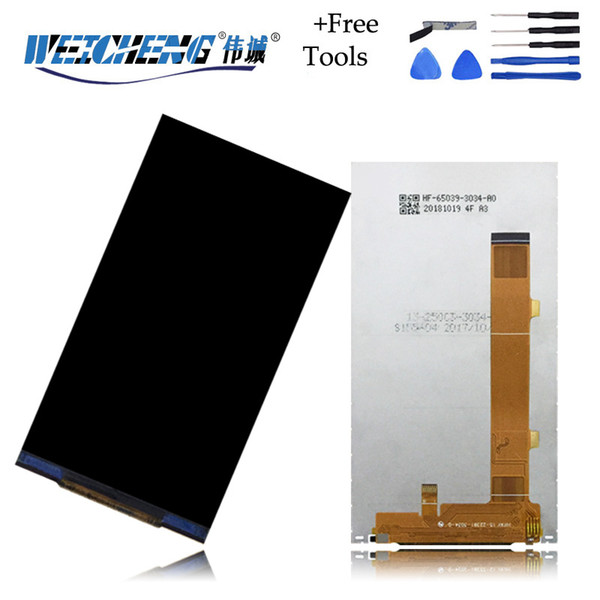 New For Cubot R9 LCD Display Top Quality Repair Part Mobile Accessories For R9 LCD+Tools Good quality