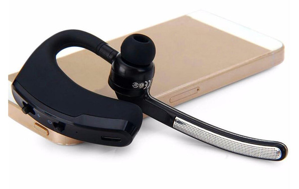 Hhigh Quality Bluetooth headphone Headset CSR4.2 Business Stereo Earphones With Mic Wireless Universal Voice Earphone with Box Package.
