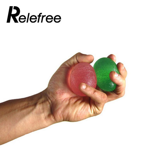 Silicone Elastic Peanut Yoga Massage Massager Ball Rollers Back Egg Therapy Sports Gym Release Squeeze Ball