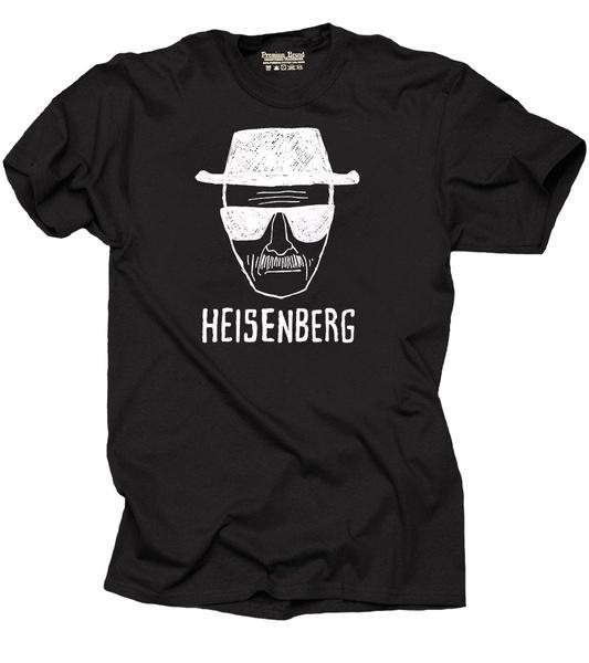 Breaking Bad T-Shirt Chapeau Heisenberg Walter White T-Shirt