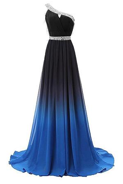 black Royal Blue
