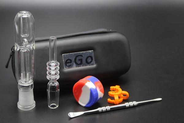18mm pipe with 18mm quartz