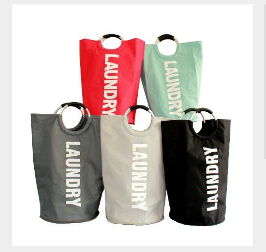 Oxford laundry bag Dirty clothes storage bag Folding bag for dirty clothes basket Home laundry basket