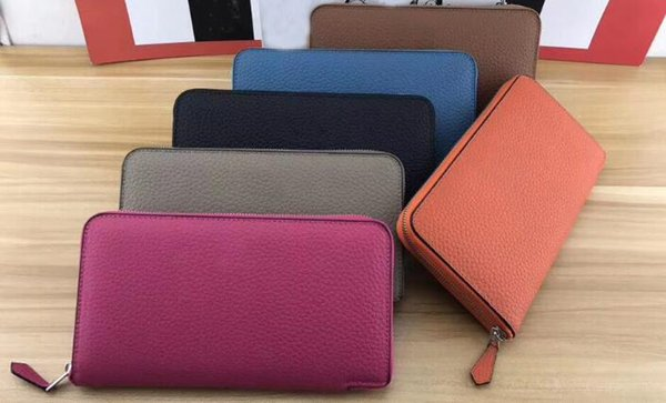 HOT women popular super cute famous brands Leather Pattern ID Card Holder Coin Purse mini girls purse Lady Wallet purse with box best price.