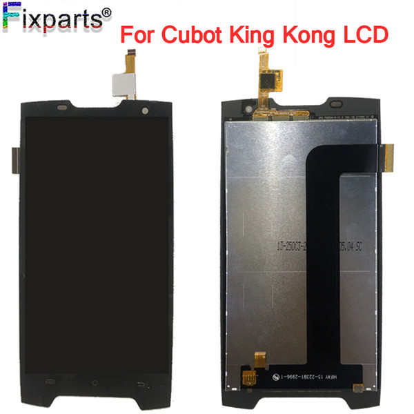 LCD For Cubot King Kong LCD Display Touch Screen Digitizer Assembly Replacement For Cubot King Kong Screen Display