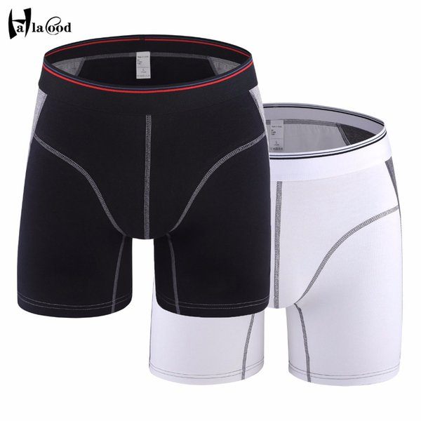 Hot Sell High Quality Boy Panties Fashion Sexy Cotton Men's Boxer Shorts Male Undepant Europe Popular Men Underwear Large Size