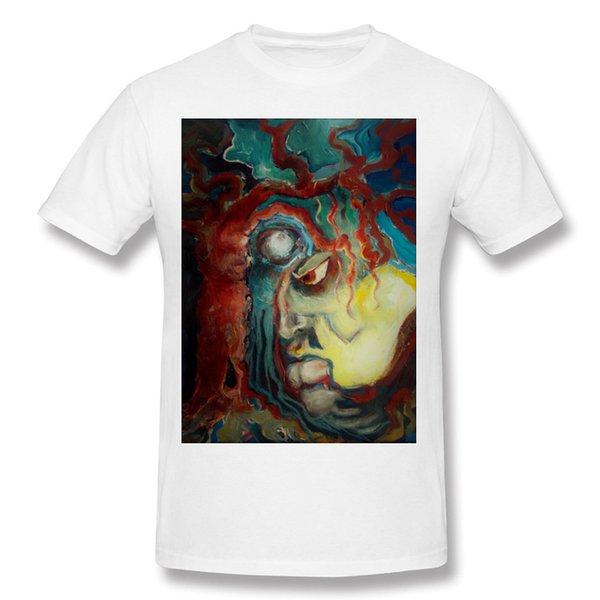 2017 взрослый 100% хлопок человек в Луне ткань футболка для взрослых o шеи серый с коротким рукавом футболка 6xl персонализированные футболки
