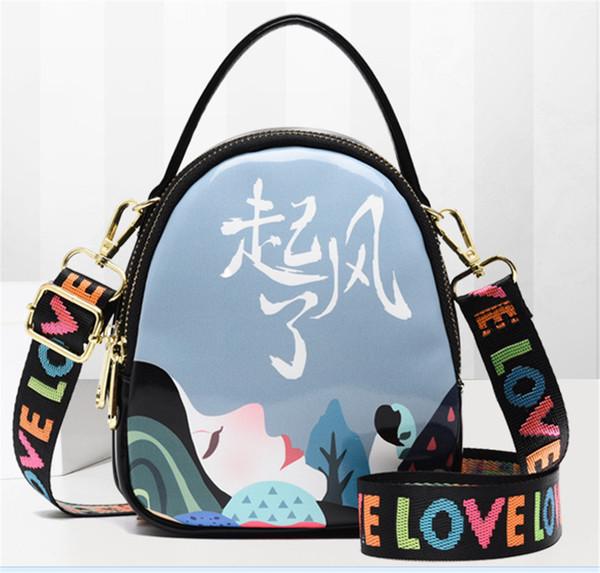 Großhandel Handtaschen Für Frauen PU Leder Lady Crossbody Umhängetaschen Leder Schultertasche Cossbody Hobo Handtasche Für Lady Blosa Top Griff