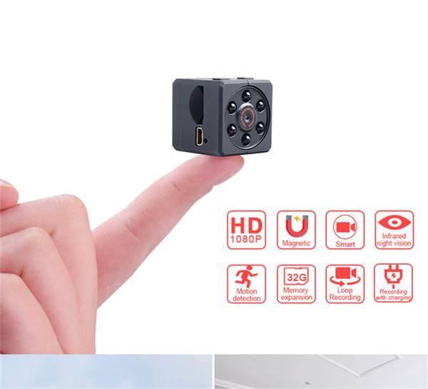 Newest SQ10 Mini action camera Recorder HD Motion Sensor Micro USB Camera Full HD 1080P Mini Camcorder Infrared Night Vision