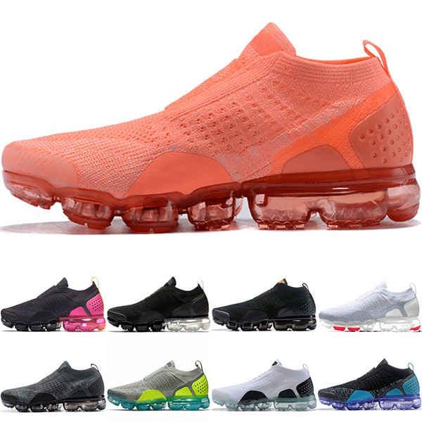 MOC 2.0 Men Women Running Shoes Core Triple Black White Wheat Grey Oreo Crimson Pulse Cheap Run Sport Sneaker Wholesale Online