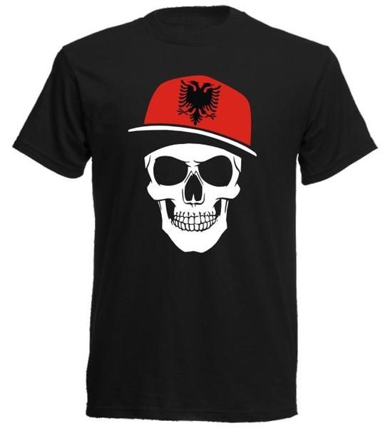 Albanien Shqiperia Totenkopf T Shirt Trikot Jersey Em 2016 Fussball Cool Shirt Designs T Shirt Quotes From Dxpstore33 11 48 Dhgate Com