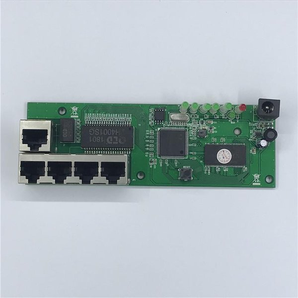 OEM 5 port router module manufacturer direct sell cheap wired distribution box 5-port router modules OEM wired router module