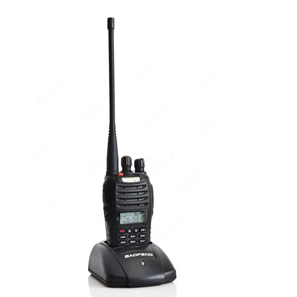Newset baofeng uv-b5 Walkie Talkies Rádios em Dois Sentidos Dual Band Rádio Móvel Para Equipamento Da Polícia Hf Transceptor Ham Radio Portatil