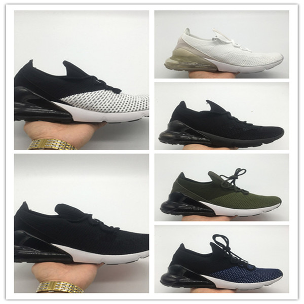 official cute cheapest 2018 New Designer Shoes High Quality 270 Vapormax Mens Triple Black 270  Trainer Sports Casual Shoes Men And Womens Shoes Running Shoes Online ...