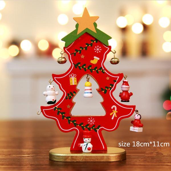 Colore: BorgognaAlbero di Natale Altezza: 0.2