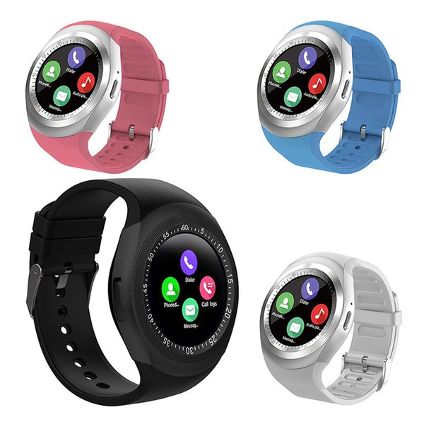 BT4.0 Bluetooth Smartwatch S9 Smart Watch Support SIM / TF Card With 2.0MP HD Camera For iOS Android Phones