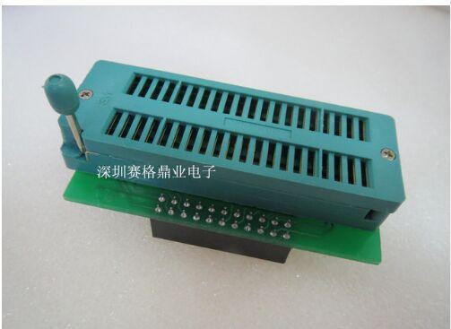 Sede di prova IC YAMAICHI originale HEAD-DIP40-11 Programma di combustione HEAD-DIP40 Adattatore socket