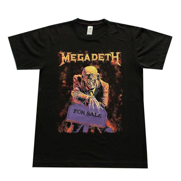 Acheter MEGADETH T Shirt Homme Métal Rock