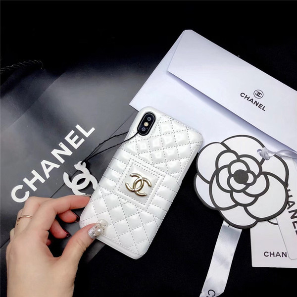 timeless design 1a7f2 f5927 Cc Luxury Phone Case For Iphone Xs Max Phone Case For Iphone Brand ...
