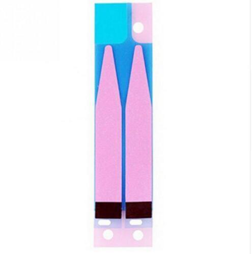 Pegatina adhesivo antiestático para tiras adhesivas de batería para iPhone 6 4.7 pulgadas Batería Pegamento Cinta Tira Pestaña de repuesto Parte nueva