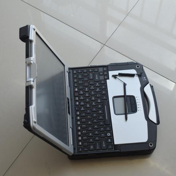 Alldata Mitchell 2 en 1 instalado en una computadora portátil cf-30 (4g). Todos los datos.