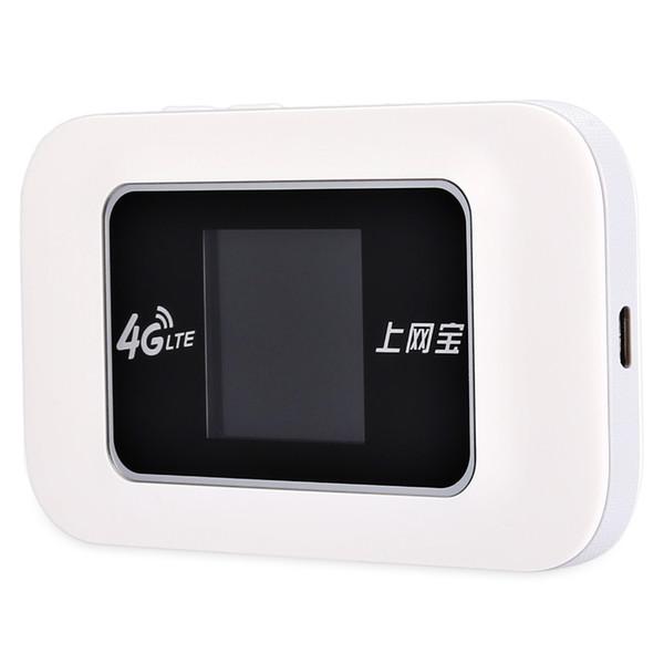 Kinle K5 4G / 3G LTE 150 Mbps Router WiFi Sem Fio Móvel Hotspot energia de baixa potência, vem com 2100 mAh bateria de lítio-ion, 6 horas de resistência