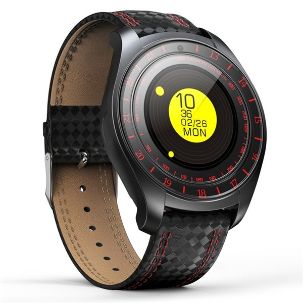 V10 Smart Watch_Black