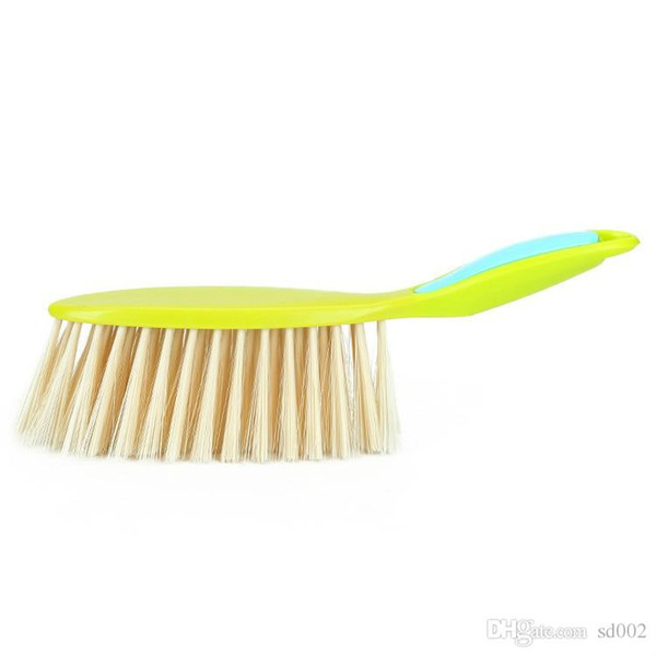Plastic Cleaning Brushes Household Tool Bed Brush For Non Dust Candy Color Multi Function Factory Derict Sale 2 5zh ii