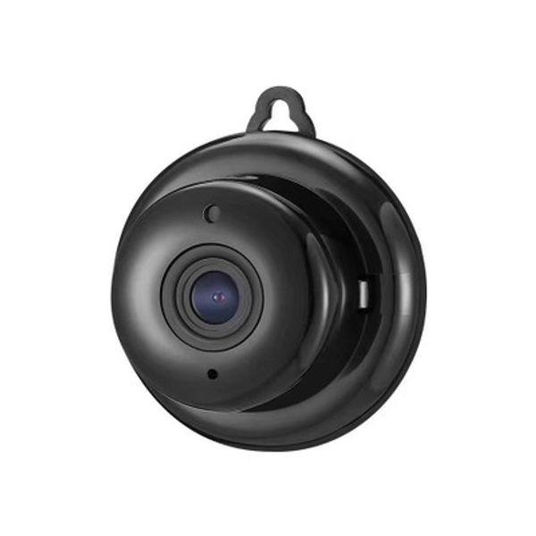 Mini telecamera WiFi 720P HD Riproduzione video remota piccola micro cam Rilevazione movimento Night Vision Home Monitor Notte a infrarossi