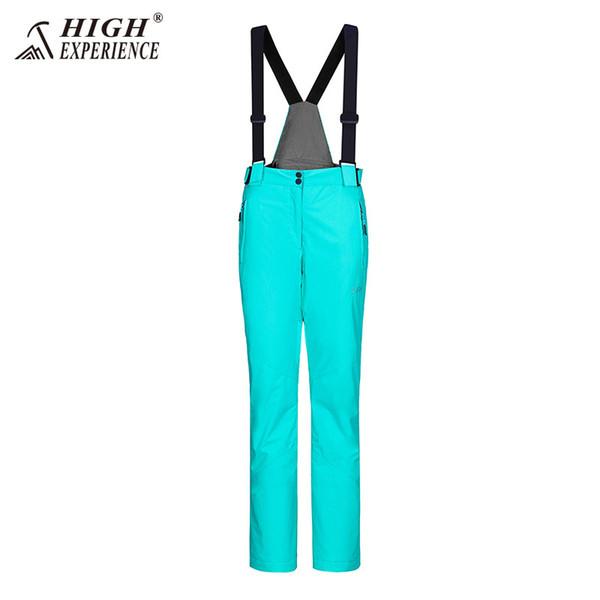 pantalon bleu glacier