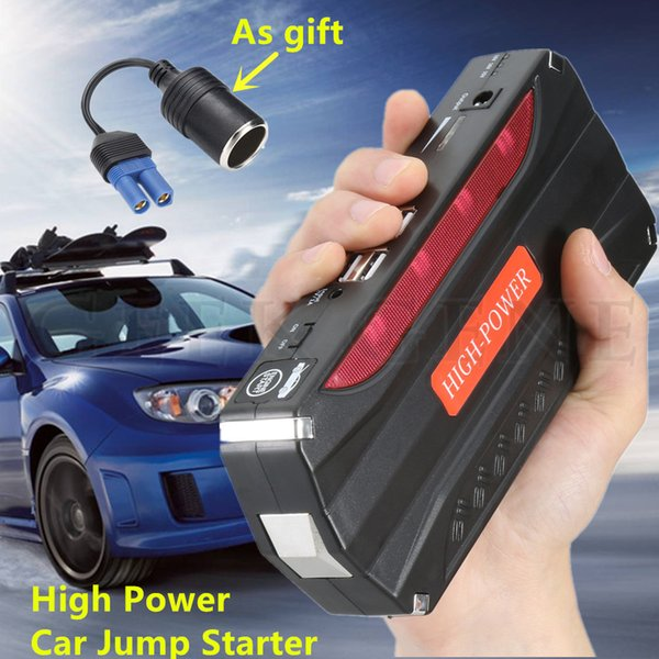 Mini Starting Device 600A Portable Car Jump Starter Power Bank Emergecny 12V Car Battery Charger Buster Petrol Diesel CE