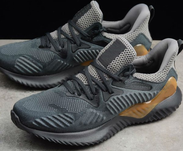 pretty nice 5f551 13a4a 2018 Kolor Alphabounce Beyond Boost 330 Running Shoes Alpha Bounce Hpc Ams  3M Sports Trainer Sneakers Man Shoes With Box Size 7 11 Top Running Shoes  ...