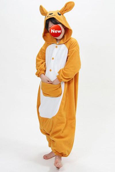 Hot Beautiful Kangraoo Elephant Unisex Adult Pajamas Kigurumi Anime Cosplay Costume Animal Onesi1 Sleepwear
