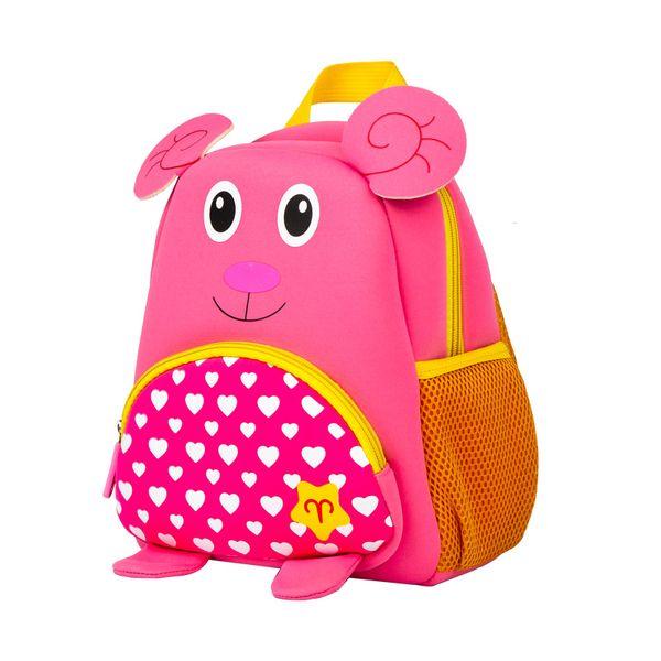 TOCHANG New Cute Girls Kid Backpack Animal Mochilas Escolares Infantis Children School Kindergarten Cartoon Bag Lovely Bags