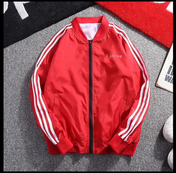 Mens Jackets Fashion Tide Windbreaker Cool Hot Sale Mens Designer Jackets Sport Casual Coat for Men Stand Collar Spandex Zipper Size M-5XL