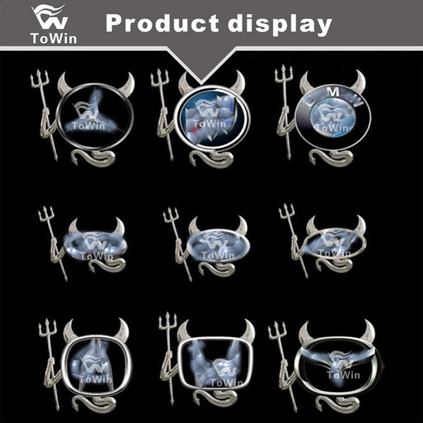 Universal für alle Autos, DIY Auto Aufkleber Aufkleber, Automotive Exteriors / Auto Dekoration / Auto Teile / dekorative Accessoires Cartoon Aufkleber