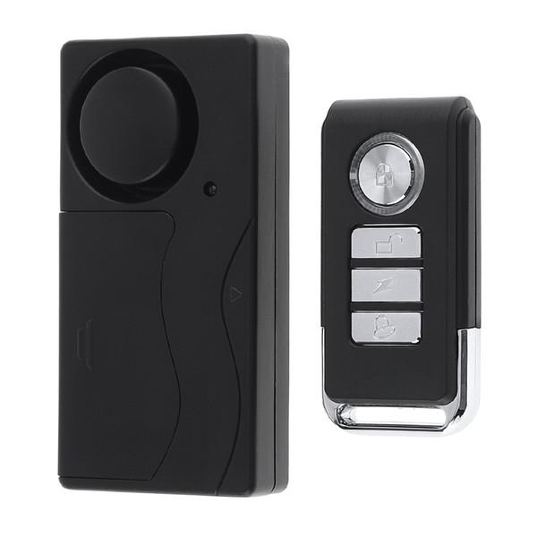 4 PCS 433Hz Controle Remoto Sem Fio Home Door Window Entry Assaltante Segurança Alarme de Segurança Guardian Protector Sistema SAM_40B
