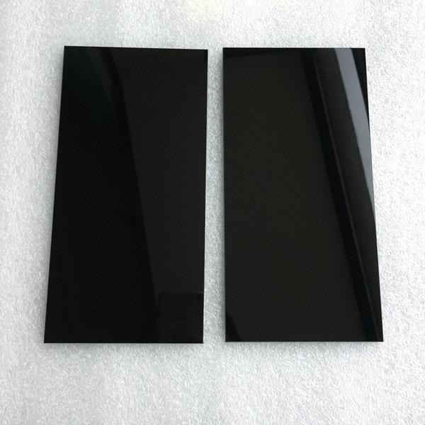 best selling 253.7 254nm ZWB3 UG5 U-330 UV Pass Filters Ultraviolet Bandpass Optical Glass Filter Visible Light Cut Used for UV Transilluminator