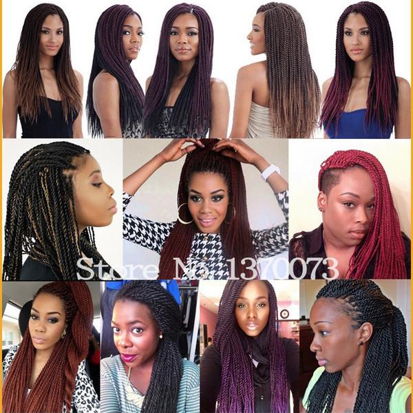 PW Sénégal Twist Braid 22